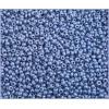 Seedbead 10/0 Luster Opaque blue